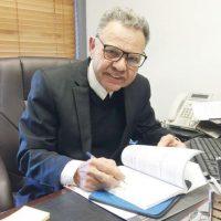الكاتب هاني الترك